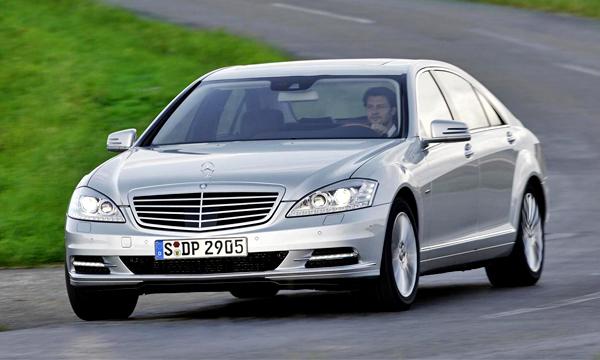 Mercedes-Benz продал рекордное количество S-Class в Европе