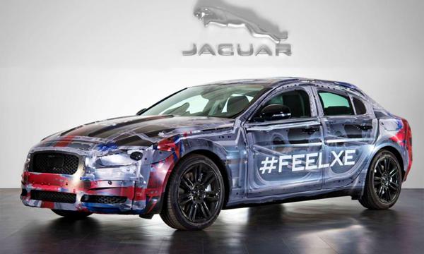 Jaguar XE представят 8 сентября в Лондоне