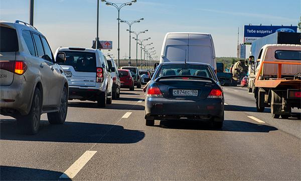 На Киевском шоссе увеличат максимально допустимую скорость