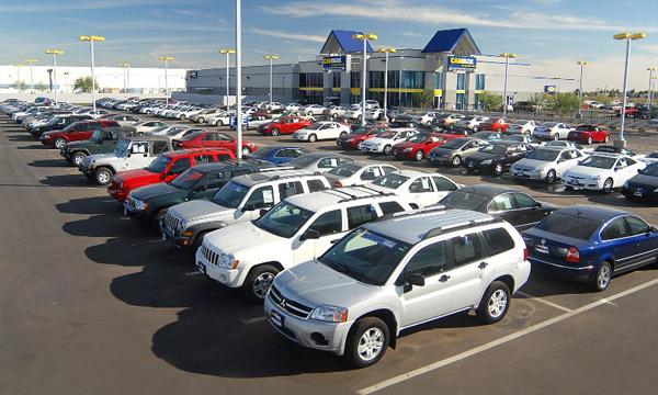 Купить автомобиль в России станет невозможно