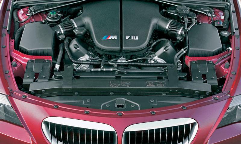 Лучшим двигателем 2006 года признан 5-литровый BMW V10