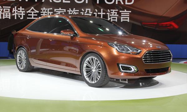 Ford не повезет новый Escort за пределы Китая