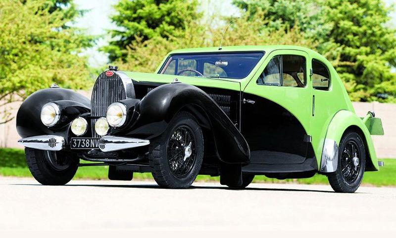 Bugatti Type 57C Coupe