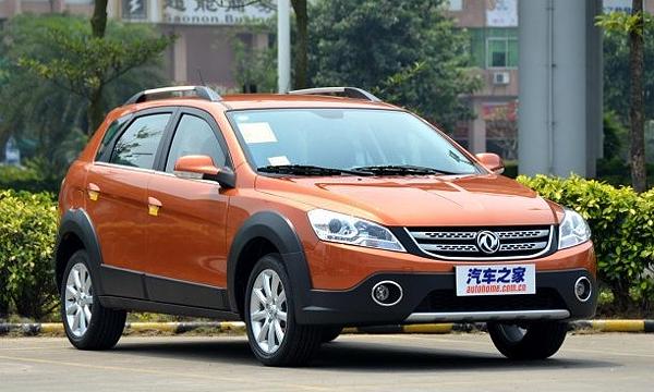 Китайские автомобили  Dongfeng и Zotye начнут собирать в России