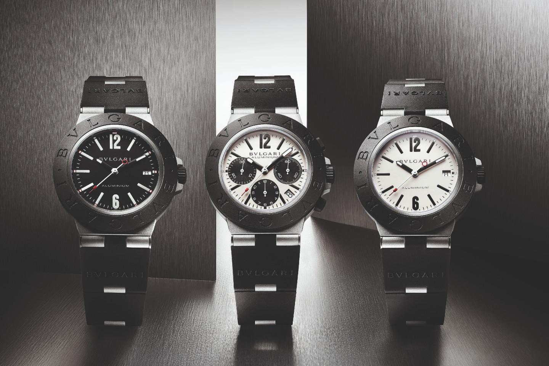 Линейка Bvlgari Aluminium Watch, Bvlgari