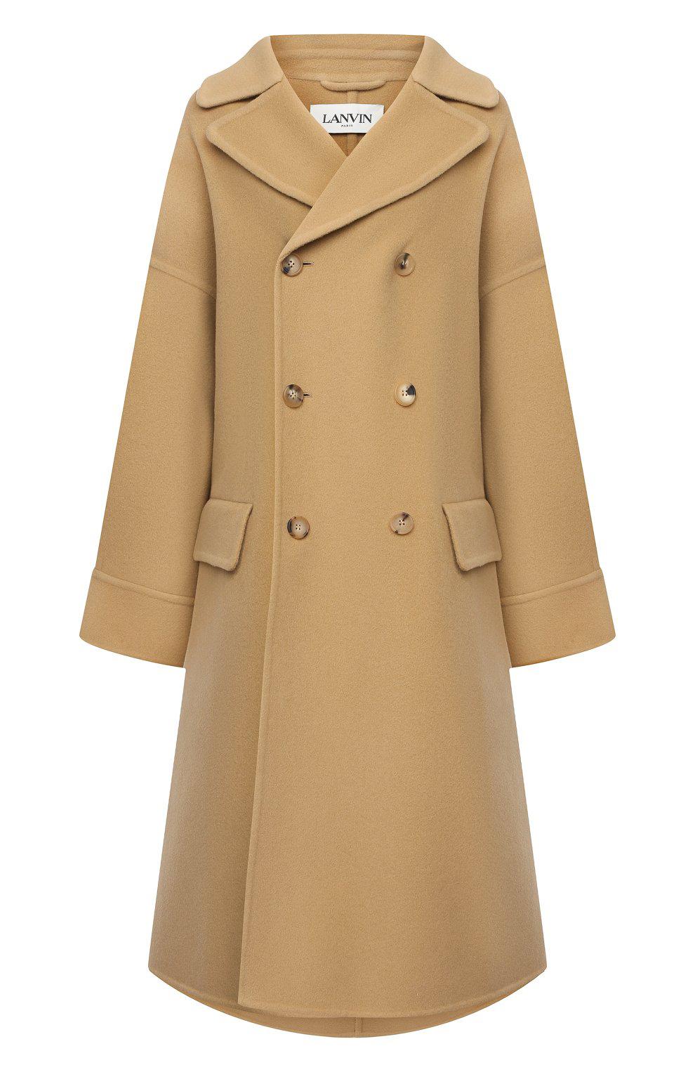Пальто Lanvin, 299 500 руб.(ЦУМ)