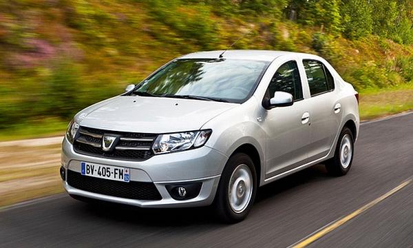 Новый Renault Logan: первые фото