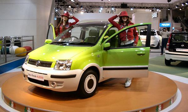 Новая версия Fiat Panda поступила в продажу в Европе