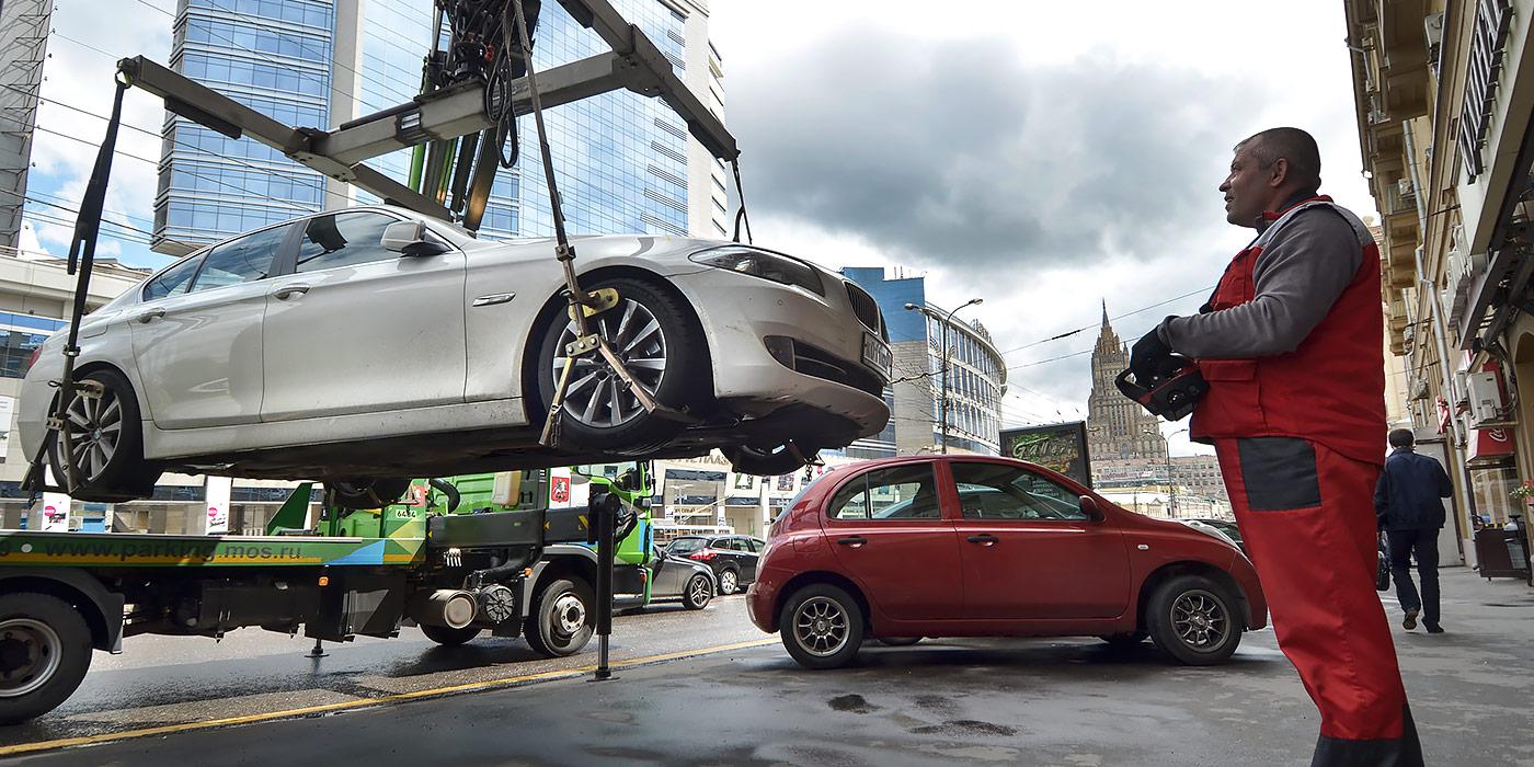 Тест: что вы знаете об эвакуации автомобилей в Москве