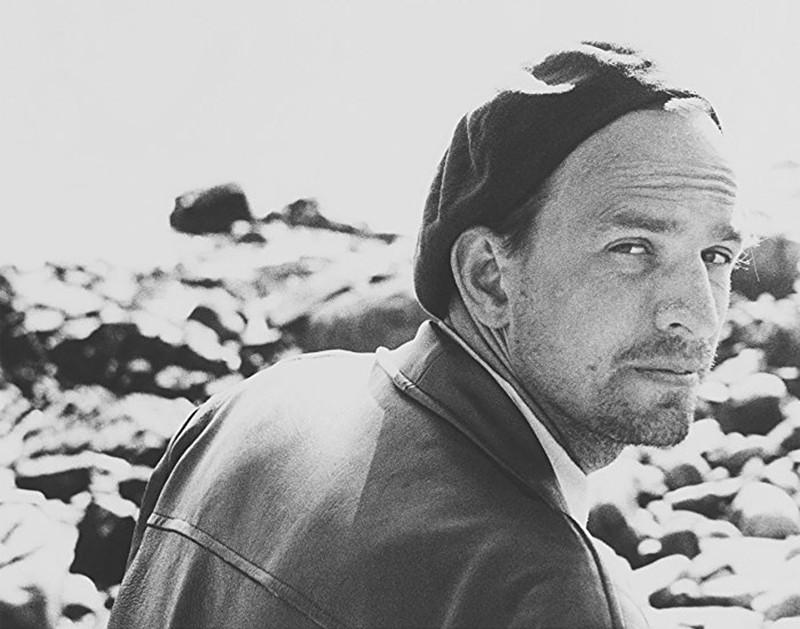 Кадр из фильма «Бергман»