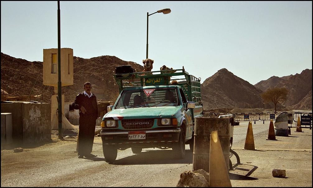 Песочные люди: за рулем в совсем другой Египет