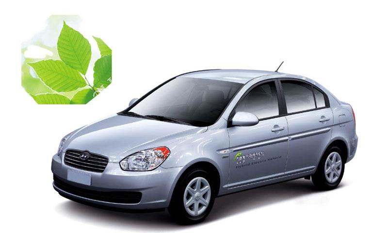 Hyundai Accent Hybrid