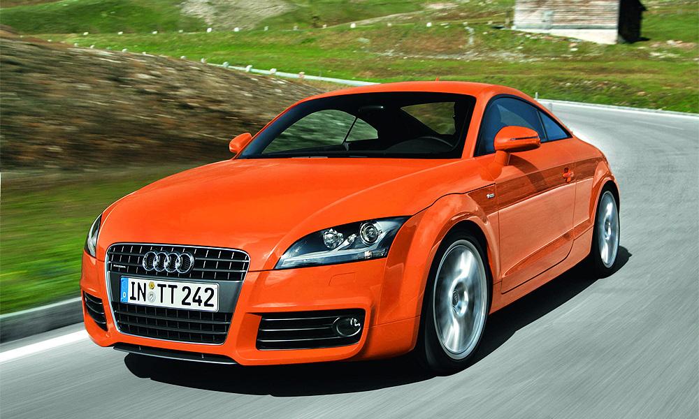 Audi представляет в России юбилейную спецверсию Audi TT
