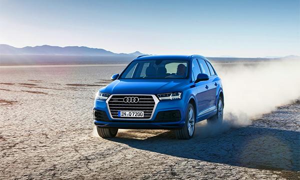 Топовая версия новой Audi Q7 получит 435-сильный турбомотор