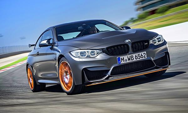 BMW назвала российские цены на самое быстрое купе