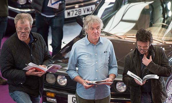 Экс-ведущие Top Gear нашли 5,5 млн долларов на запуск соцсети для автовладельцев