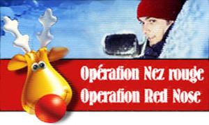 Операция Красный нос - швейцарские добровольцы развозят по домам пьяных водителей