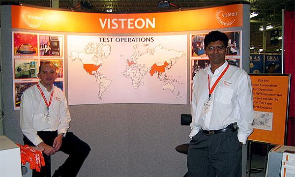 Visteon потерял в III квартале всего 200 млн. долл.