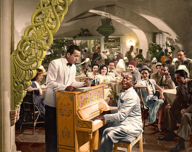 «Касабланка», 1942