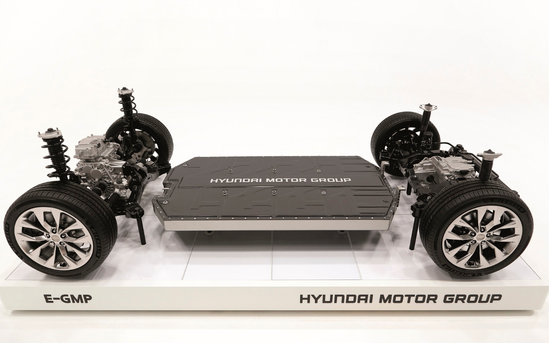 Hyundai представила новую платформу для электрокаров E-GMP
