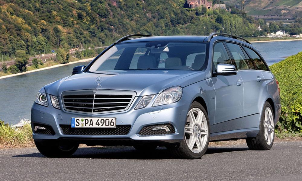 В России стартовали продажи универсала Mercedes-Benz E-Class