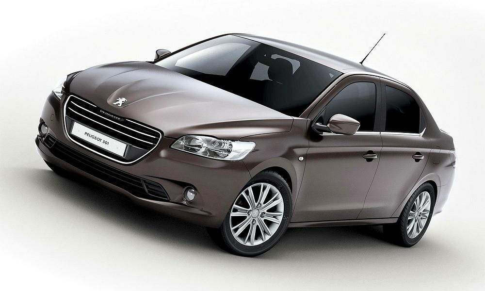Peugeot 301 появится в России 13 мая