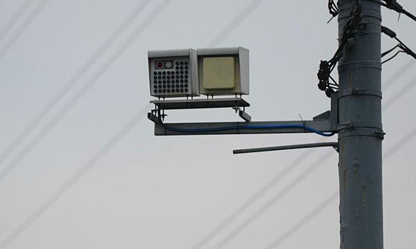 Камеры на ТТК начали фиксировать выезд грузовиков дальше второй полосы