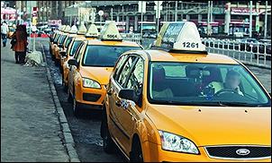Реформа московского такси обречена