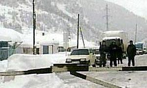 Опасность лавин на Транскавказской магистрали миновала