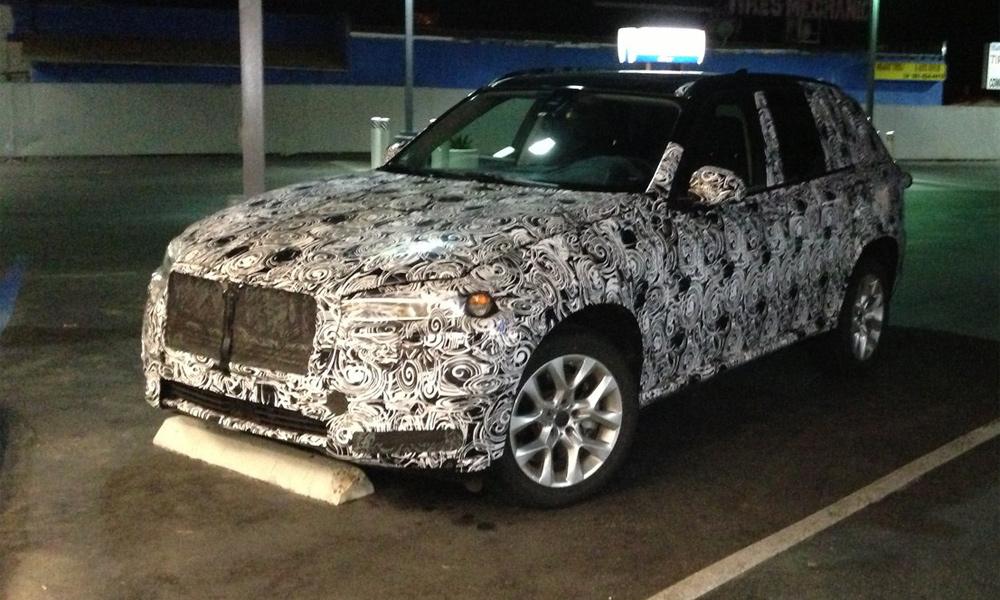 Большие: BMW X7, Audi Q9 и VW CrossBlue