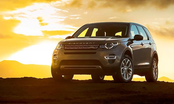Стихии назло. Тест-драйв Land Rover Discovery Sport