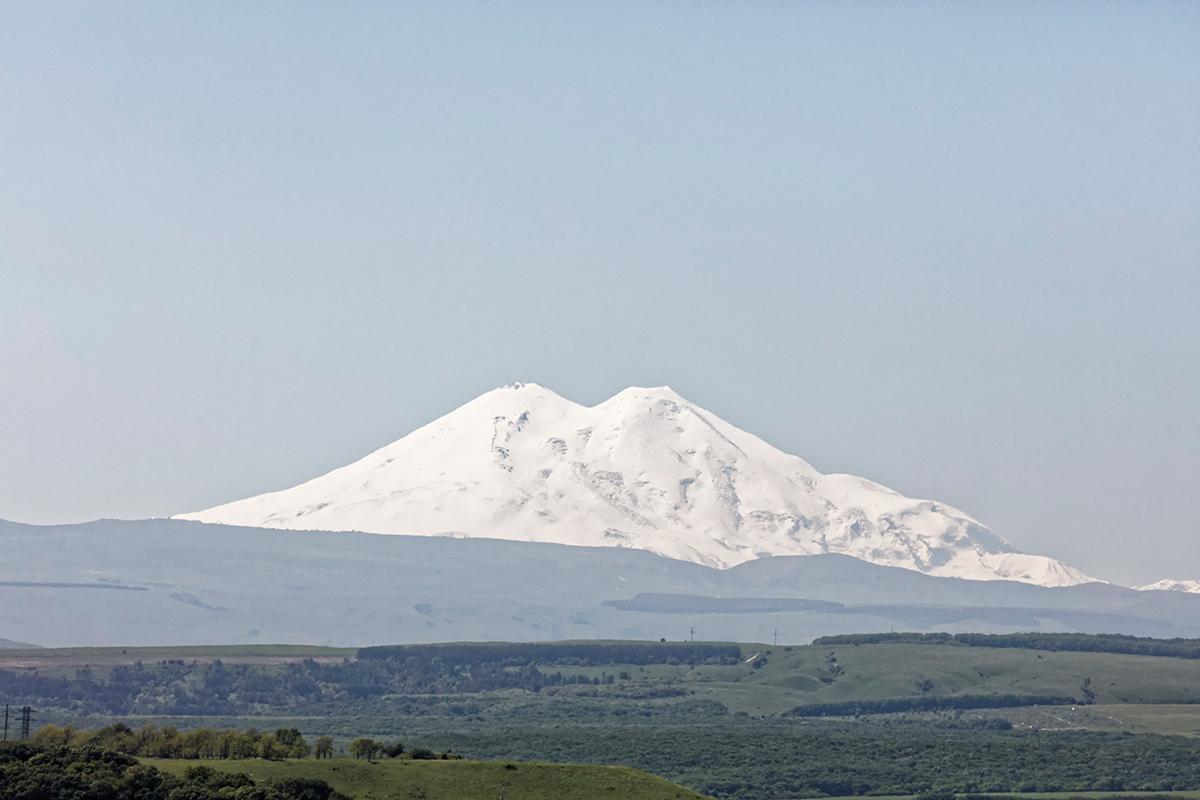 Эльбрус, Тебердинский биосферный заповедник, Карачаево-Черкесия