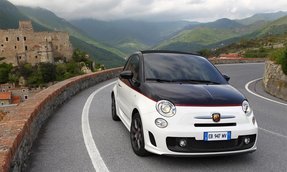 Abarth 500C Convertible