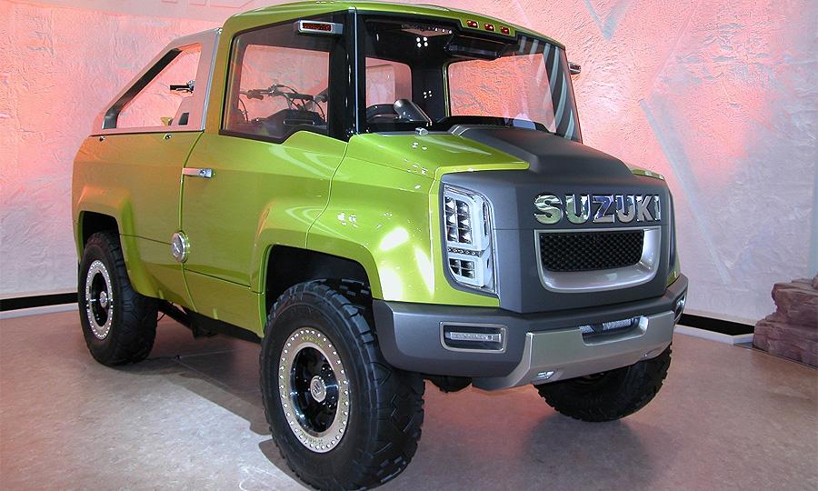 Suzuki Equator