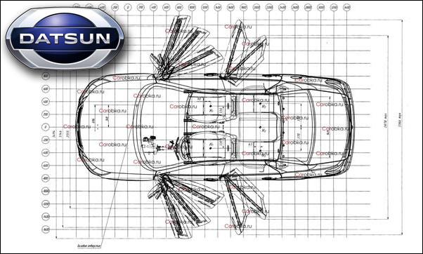 Datsun окажется дешевле Lada Granta