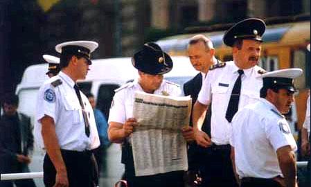 Молдавская полиция ждет реформ