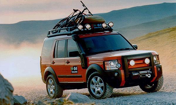 Land Rover бросает «Вызов» и обещает победителю новый Range Rover