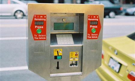 В Канаде разработали умные паркоматы