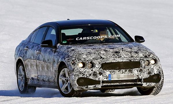 BMW тестирует 4-Series Gran Coupe