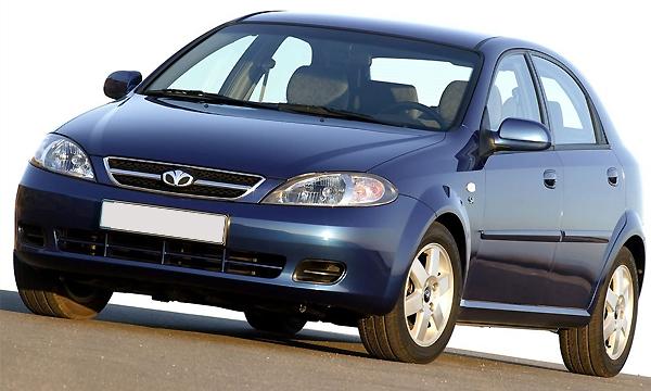 UZ-Daewoo представил новый седан для России
