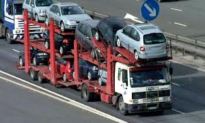 За полгода в Россию ввезли автомобилей на 10 млрд долларов