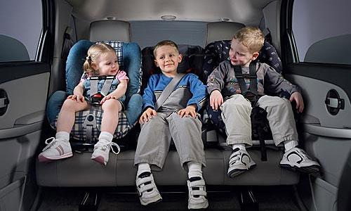 Трое детей пострадали в ДТП