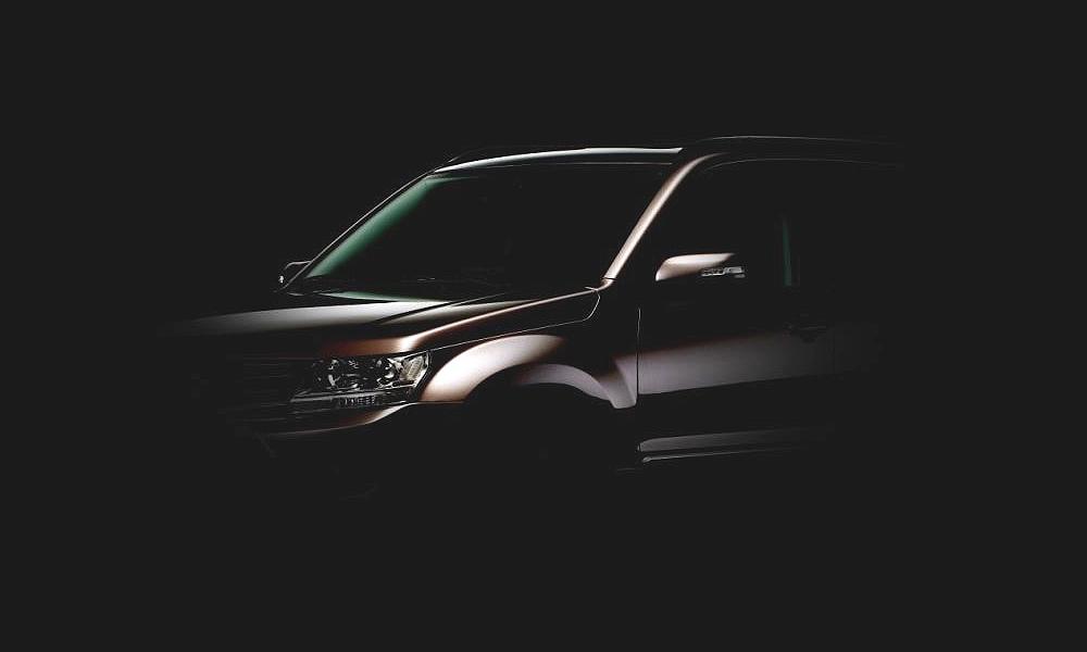 В Москву привезут новый Suzuki Grand Vitara