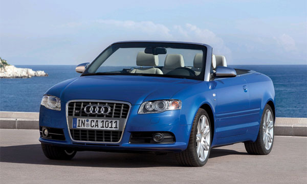 Audi привезла в Эссен заряженные автомобили