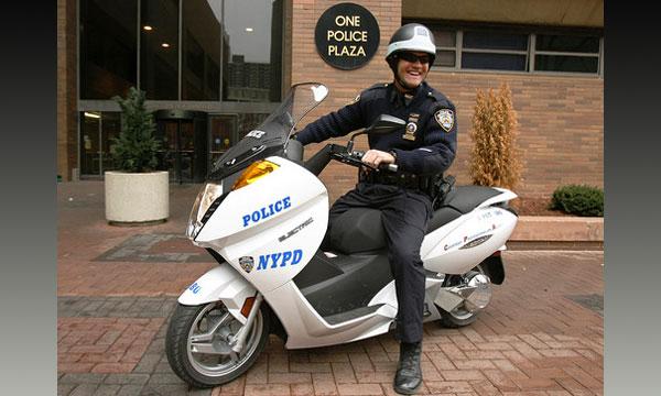 Полиция Нью-Йорка подкрадется незаметно