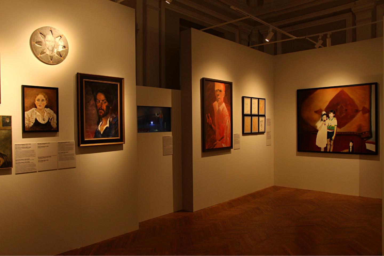Выставка «Личная история» Московского музея современного искусства и Иркутского художественного музея