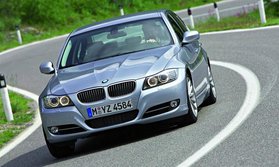 Опубликованы официальные фото BMW 3-Series 2009