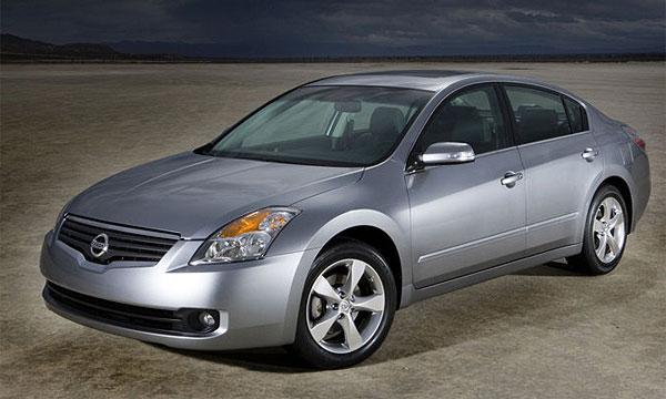 Nissan Altima может стать кабриолетом