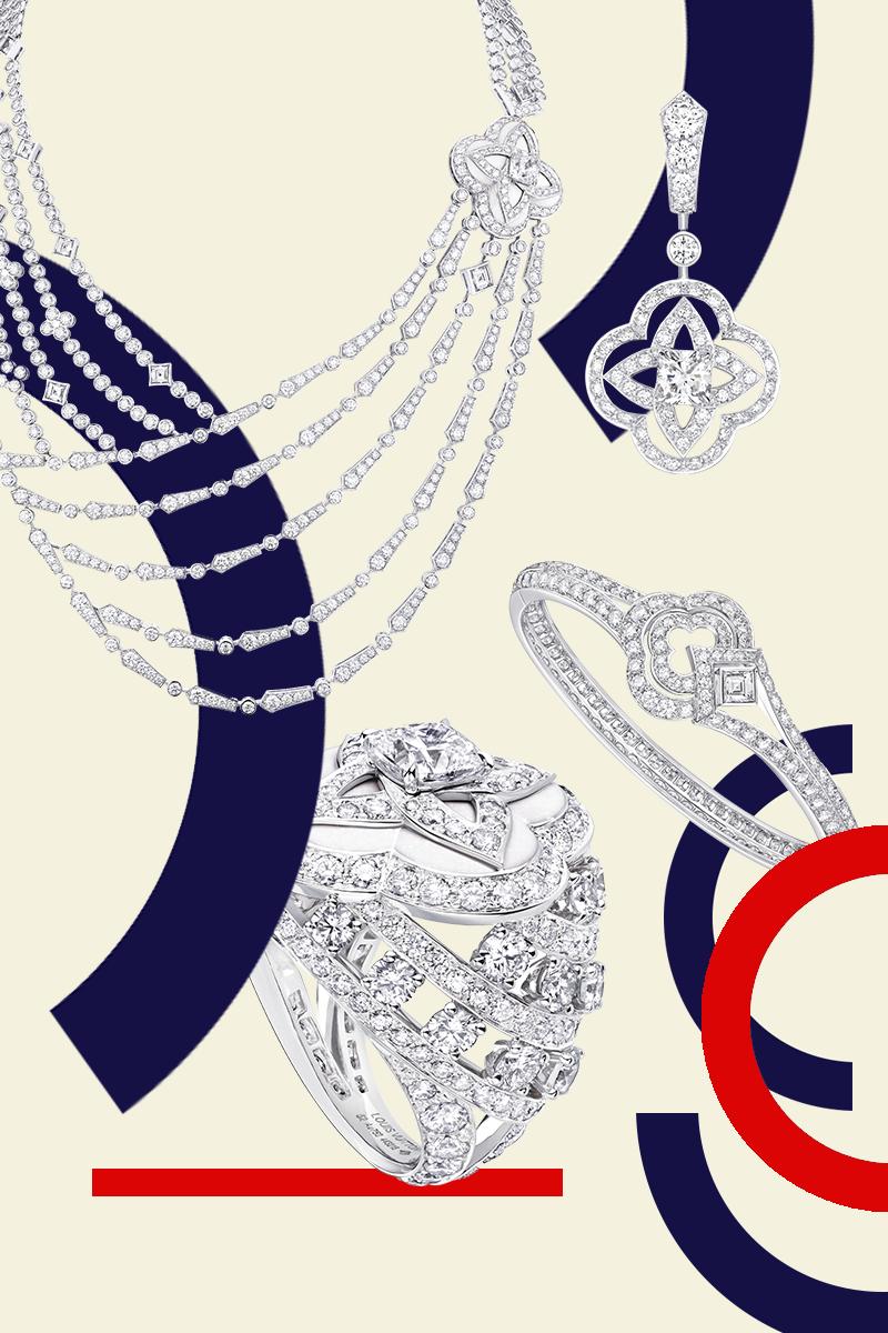 Новая коллекцияBlossom Haute Joaillerie от Louis Vuitton