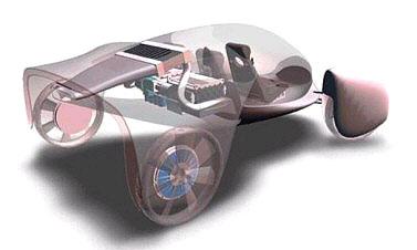 Автомобили будущего заправят металлической проволокой вместо бензина